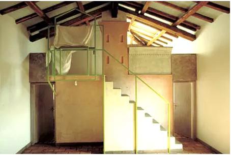 Due interni a Calvi dell'Umbria 1