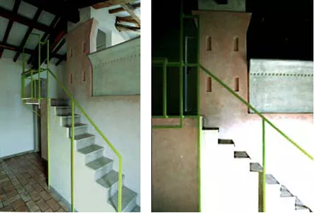 Due interni a Calvi dell'Umbria 2