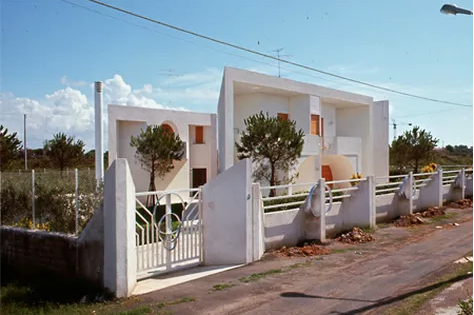 Tre case al mare 2 - Giuseppe Milani